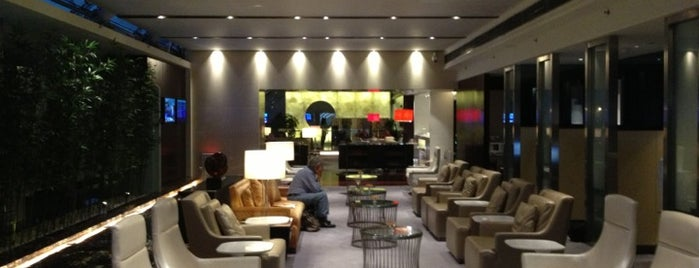 First Class Lounge is one of Locais curtidos por Shank.