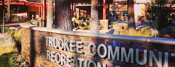 Truckee Community Center is one of Orte, die Katie gefallen.