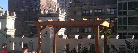 Refinery Rooftop is one of NYC's Best Rooftops.