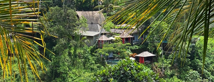 Chapung Sebali Resort and Spa is one of my ubud.