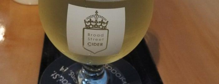 Broad Street Cider & Ale is one of Posti che sono piaciuti a Michael.