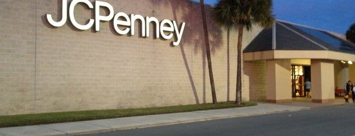 JCPenney is one of Where I have been.