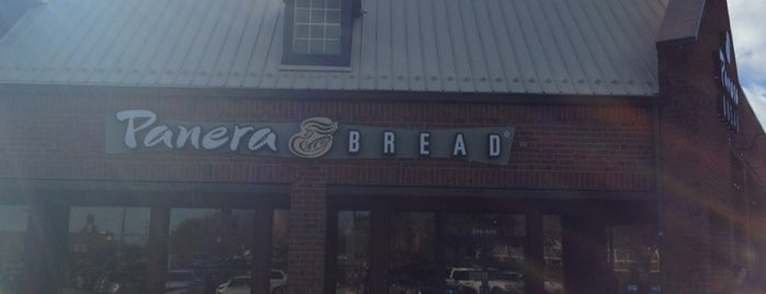 Panera Bread is one of Rebecca : понравившиеся места.