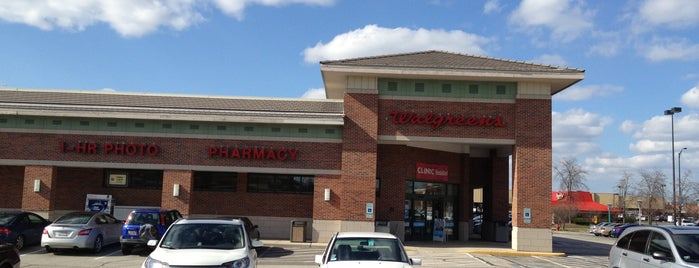Walgreens is one of Orte, die Joan gefallen.