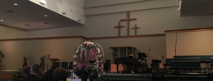Lombard Church Of The Nazarene is one of Dave'nin Beğendiği Mekanlar.