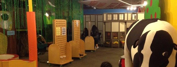 Wonder Works, a Children's Museum in Oak Park is one of Family Best of Oak Park.