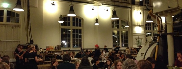 Café Restaurant Amsterdam is one of My Amsterdam.