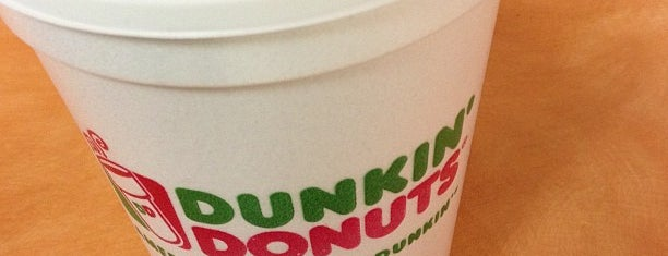 Dunkin' is one of Lugares favoritos de Mike.