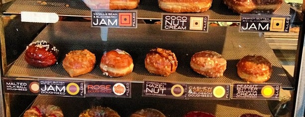 Doughnut Plant is one of New York.