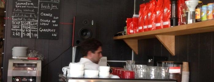 Duke Street Espresso Bar is one of liverpool.