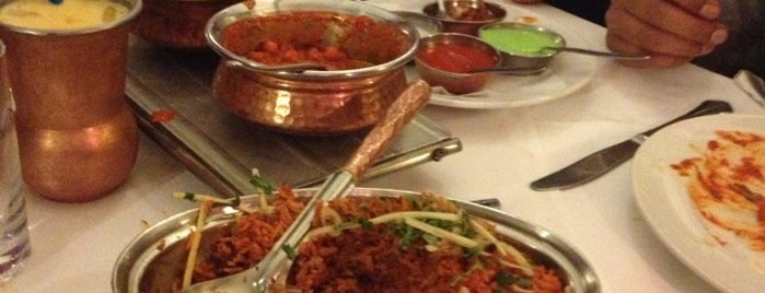 Radha is one of MUC Restaurants.