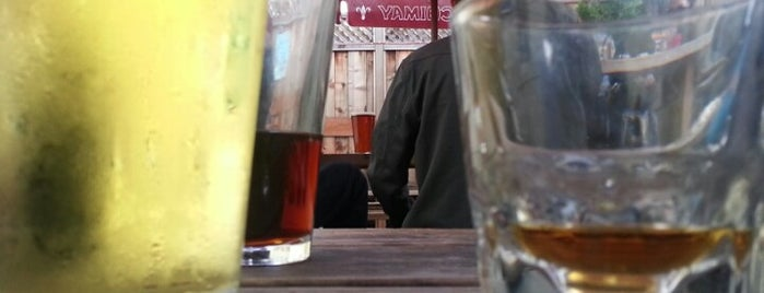 Lucky 13 is one of Non-Zeitgeist Patios in SF.