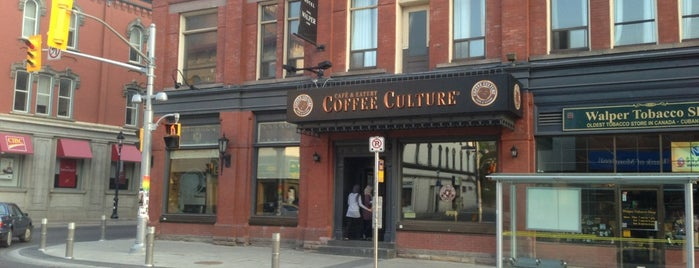 Coffee Culture Cafe is one of Lugares favoritos de Christopher.