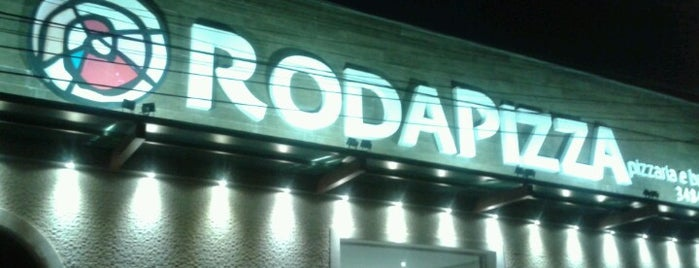 Rodapizza is one of Gespeicherte Orte von Max.