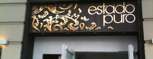 Estado Puro is one of Restaurantes. Madrid.