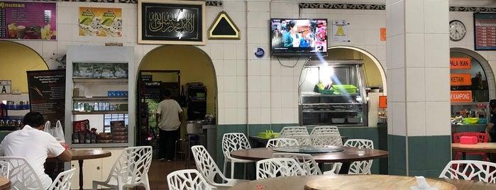 Restoran Hamid is one of Lugares favoritos de Rahmat.