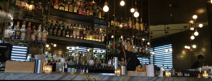Bar Cloakroom is one of Locais salvos de Chris.