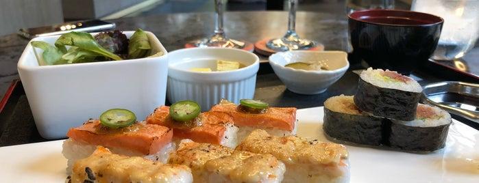 Momo San Aburi Sushi Bar is one of Toronto.