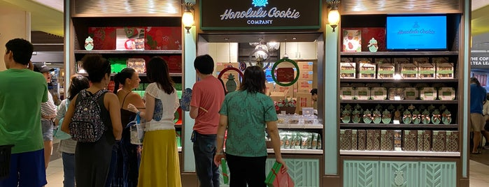 Honolulu Cookie Company is one of Hawaii's Must-Eats.