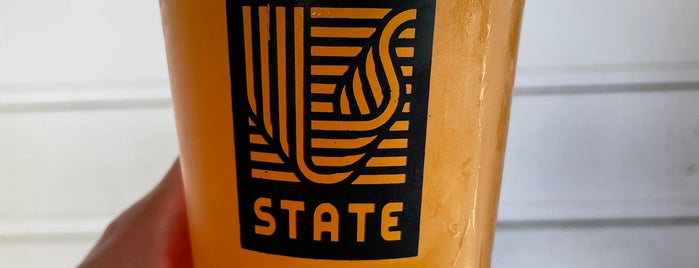 Liquid State Brewing Company is one of Ithaca.
