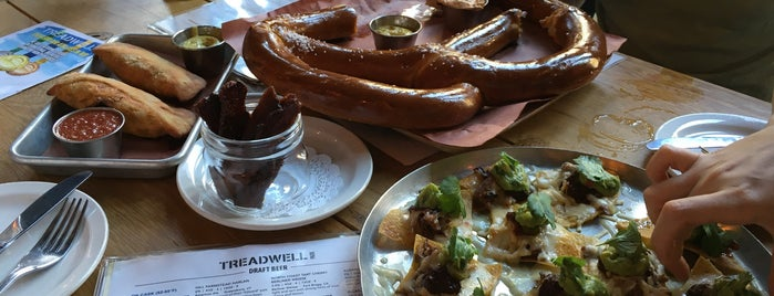 Treadwell Park is one of NYC Upper East Side Eats.