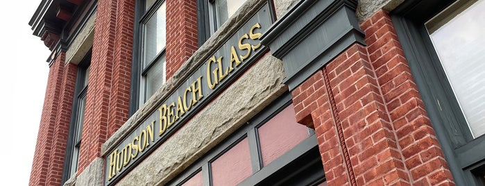 Hudson Beach Glass is one of Beacon Trip.