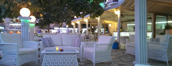 Marina Restaurant is one of KALKAN.