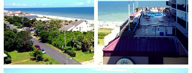 Grande Shores Ocean Resort is one of Myrtle.