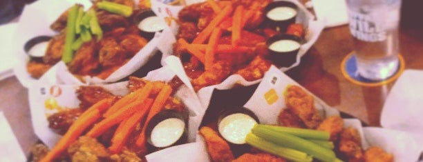 Buffalo Wild Wings is one of Food Places.