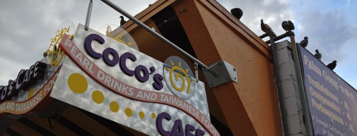 CoCo's Cafe is one of Locais curtidos por Ailie.