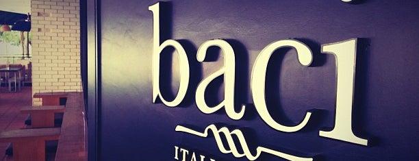 Baci Italian Cafe is one of Biel 님이 좋아한 장소.