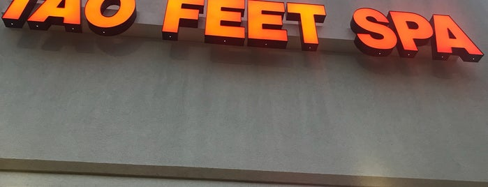 Tao Feet Spa (Virginia Beach Blvd) is one of Feet.