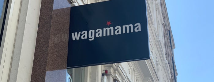 wagamama is one of Alex 님이 좋아한 장소.