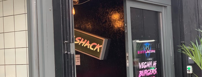 Biff's Jack Shack is one of London.