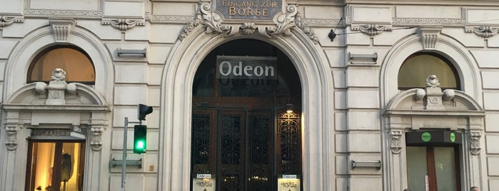 Odeon is one of Lugares favoritos de Thom.