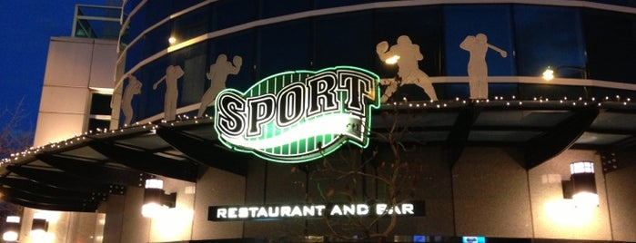 Sport Restaurant & Bar is one of YPOS Happy Hours.