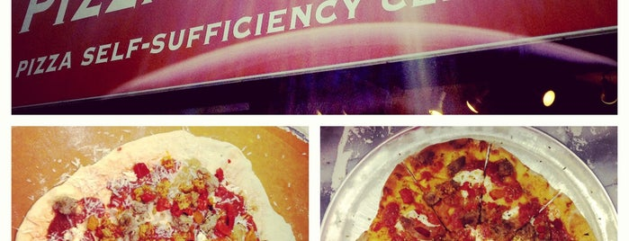 Pizza a Casa Pizza School is one of smart customNATION New York.