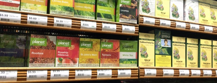 Flannerys Natural & Organic Supermarket is one of Australia.