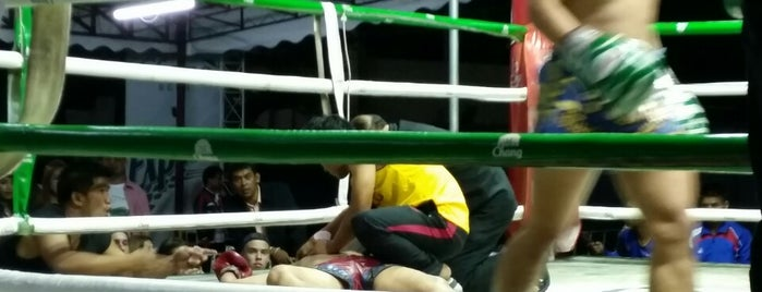 Muay Thai Thaphae is one of N.さんの保存済みスポット.