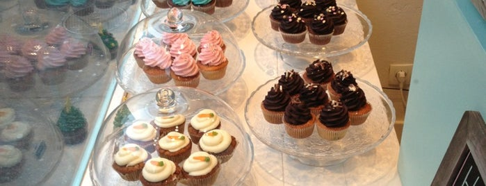 Miss Cupcake is one of Paris gourmand, Paris gourmet.