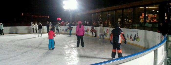Ледена пързалка Банско (Ice Rink Bansko) is one of Bulgaria.