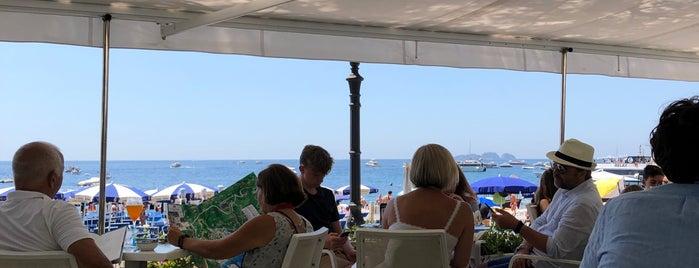 Cafe Positano is one of Amalfi Coast (August 2019).