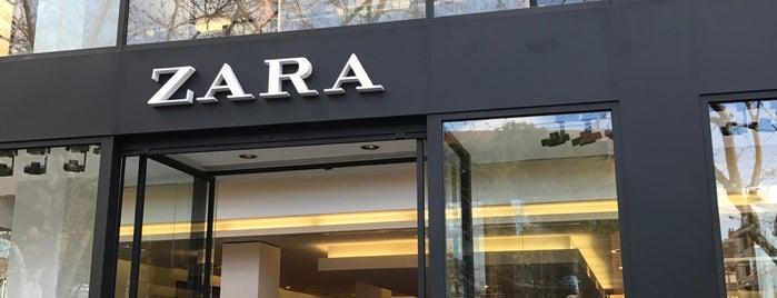Zara is one of Ifigenia: сохраненные места.
