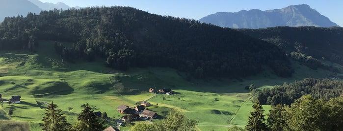 Bürgenstock Resort is one of Markusさんのお気に入りスポット.