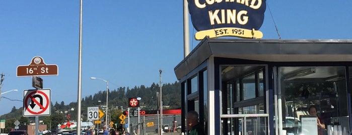 Custard King is one of PNW.