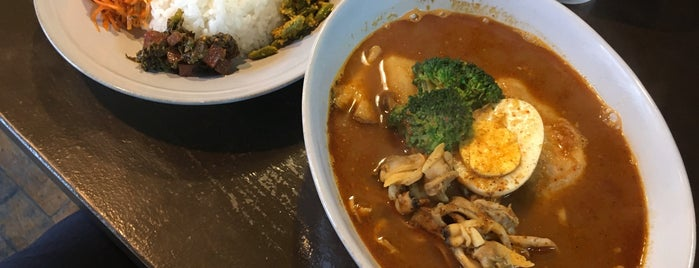 Akatsuki Curry is one of LOCO CURRY.