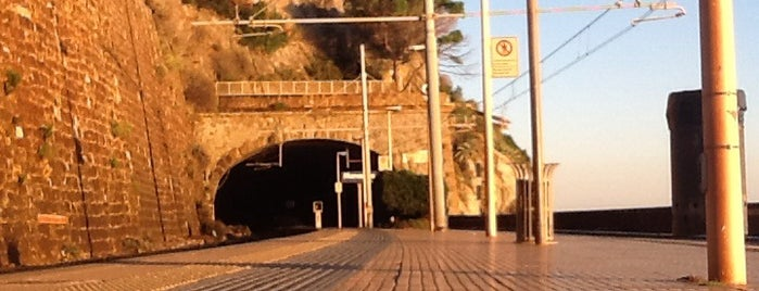 Stazione Manarola is one of Cinque Terre.