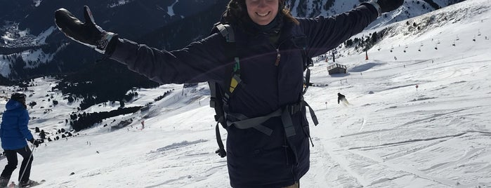 La Longia   10,5km is one of Dolomiti Super Ski - Italy.