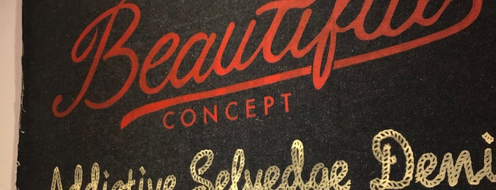 Beautiful Concept is one of SHANGHAI.