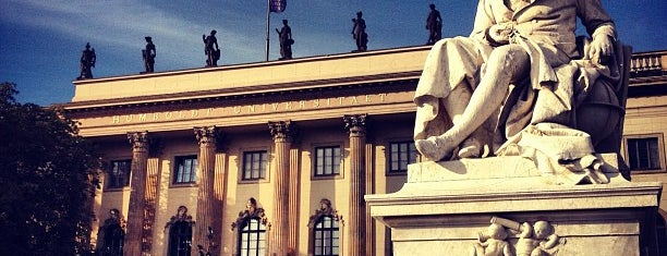 Humboldt-Universität zu Berlin is one of g 님이 좋아한 장소.
